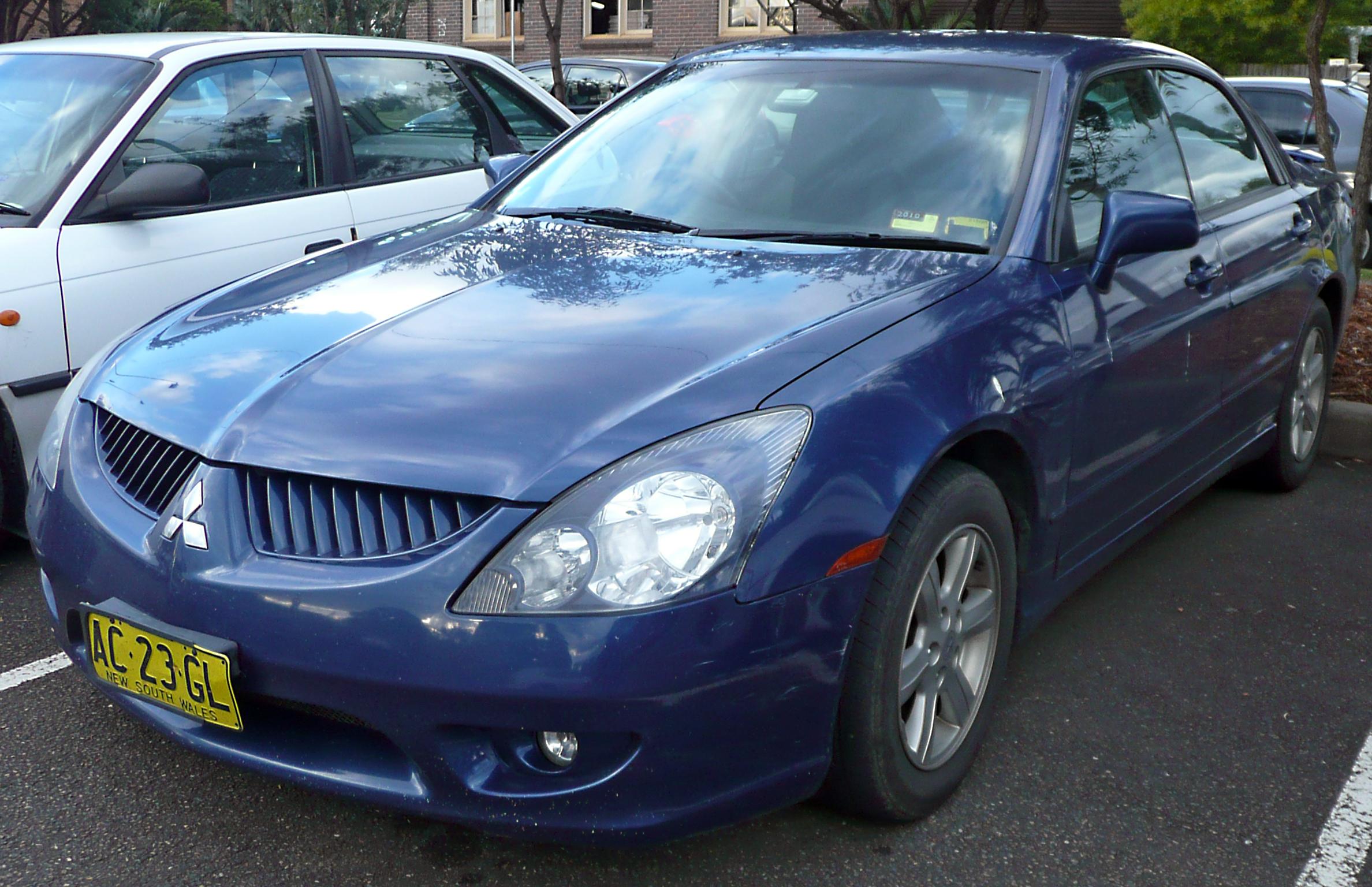 File Mitsubishi Magna Tw Vr X Awd Sedan Jpg