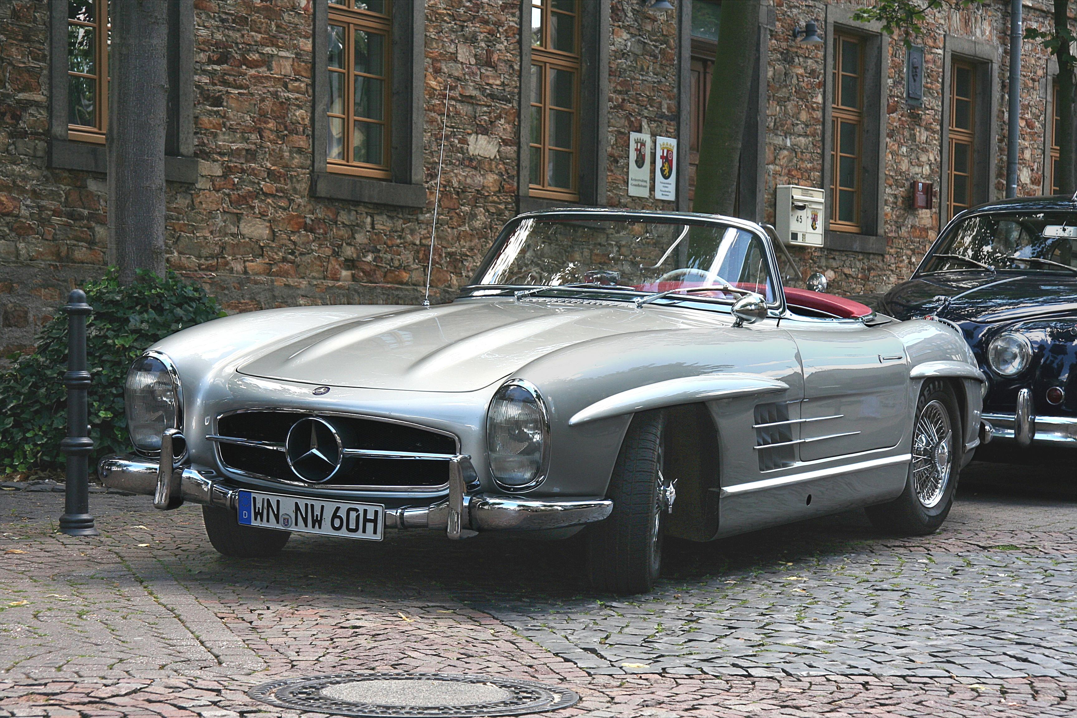 Image result for Mercedes 300SL