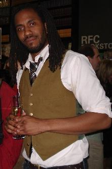 Image of Rashid Johnson from Wikidata