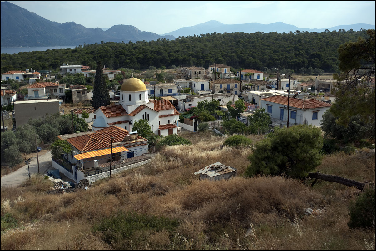 Limenaria village