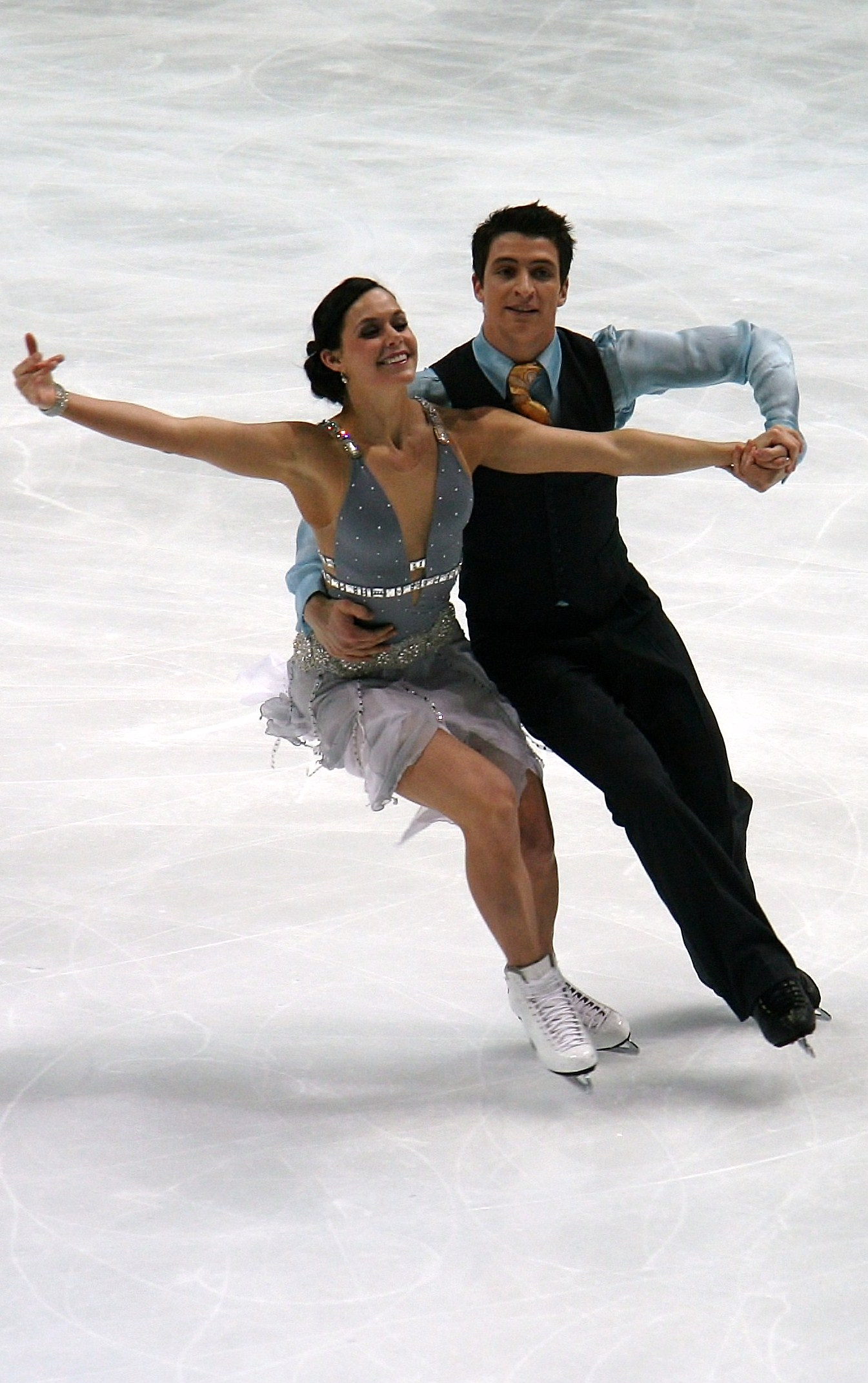 dans Tessa and Scott