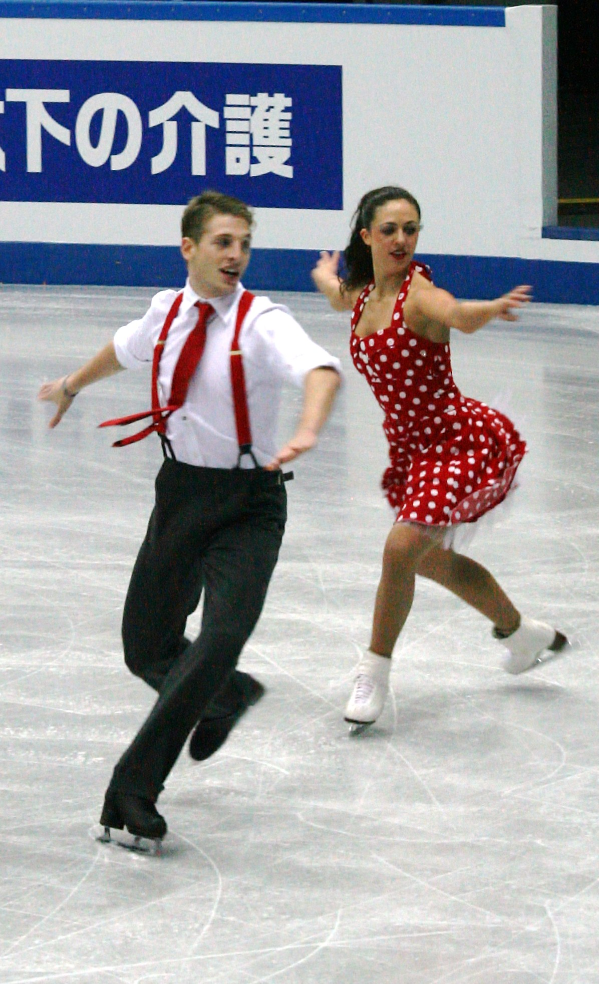 Figure skater Angelica Krylova: biography, photos and achievements 87
