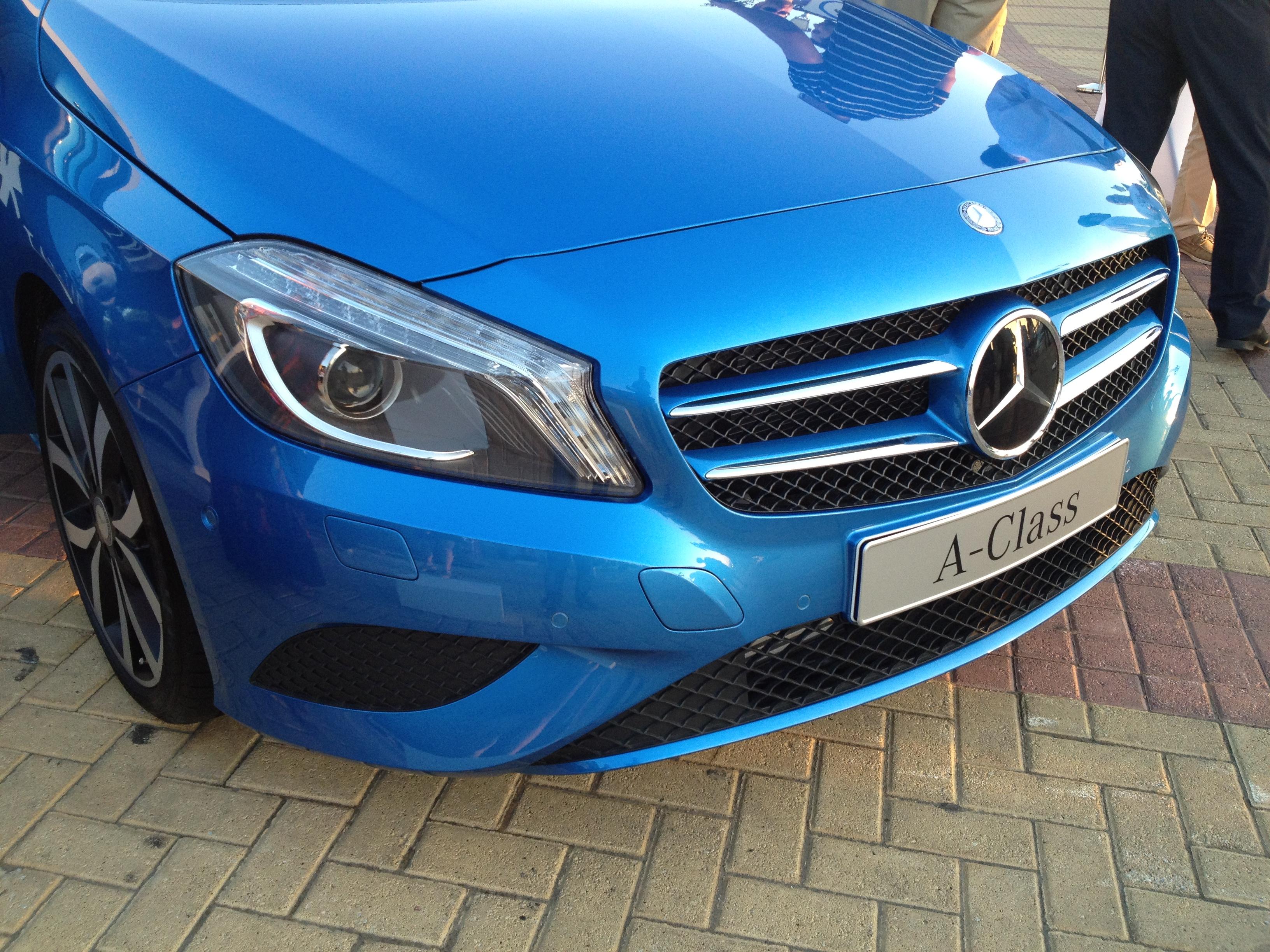 file 2012 blue mercedes a class w176 7661368894 jpg wikimedia