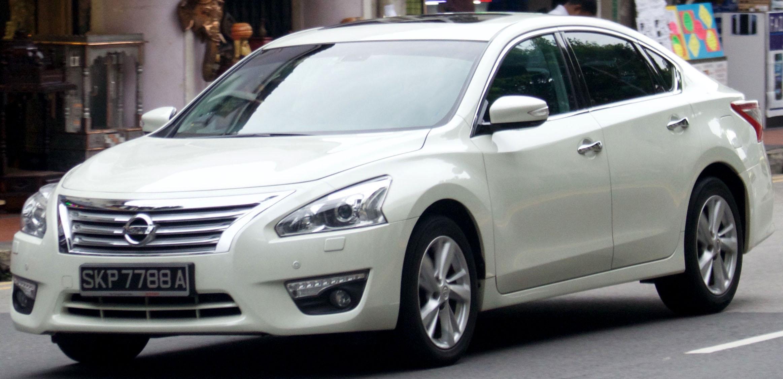 File:2014 Nissan Teana (L33) 2.5XV Sedan (2016-01-03).jpg