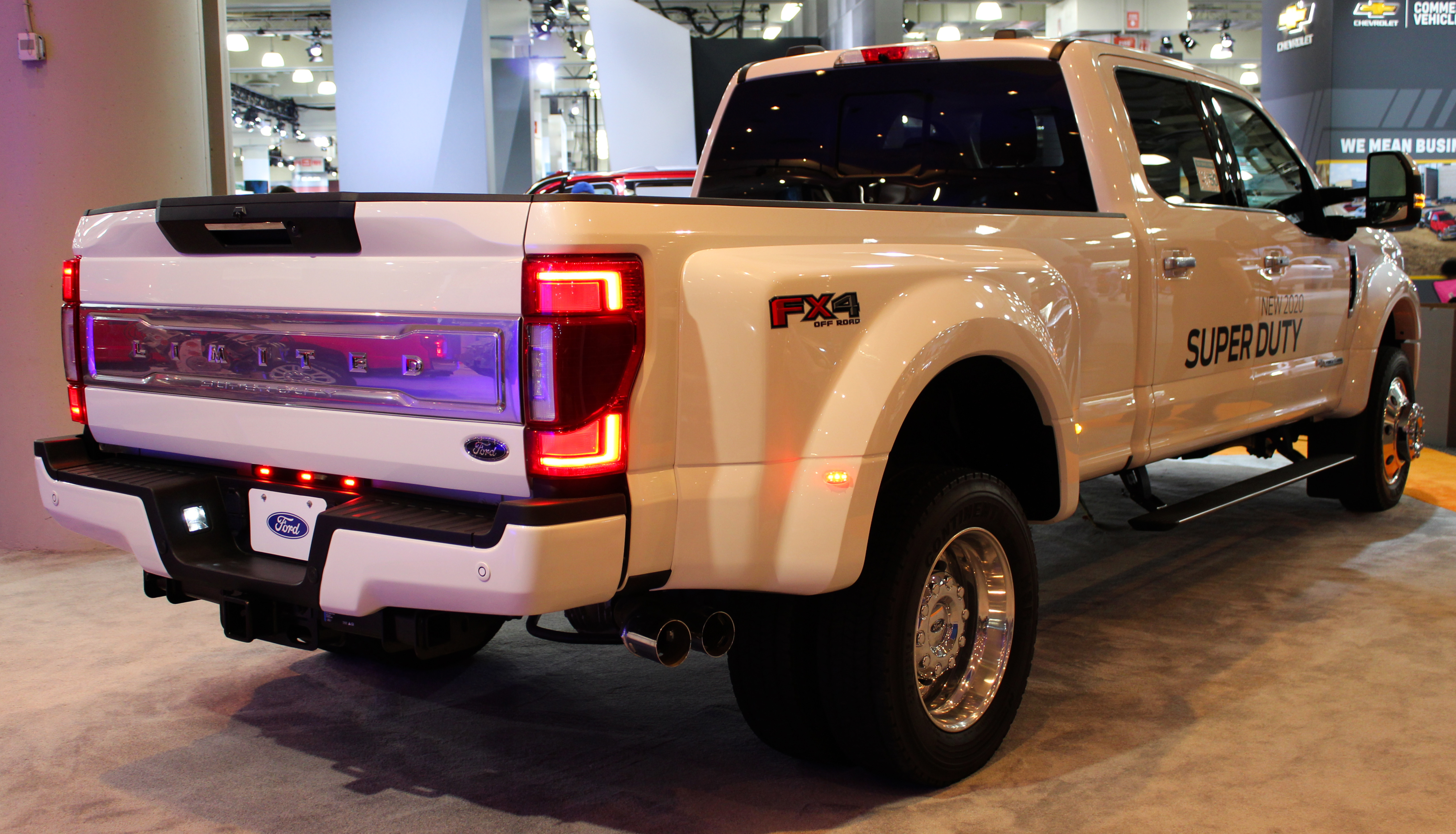 File 2020 Ford F 450 Limited Super Duty With Powerstroke