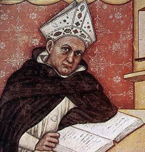 Albertus Magnus cover