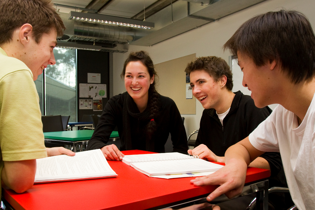 Ashs students laughing - A Background In Rapid Advice For customwritings com