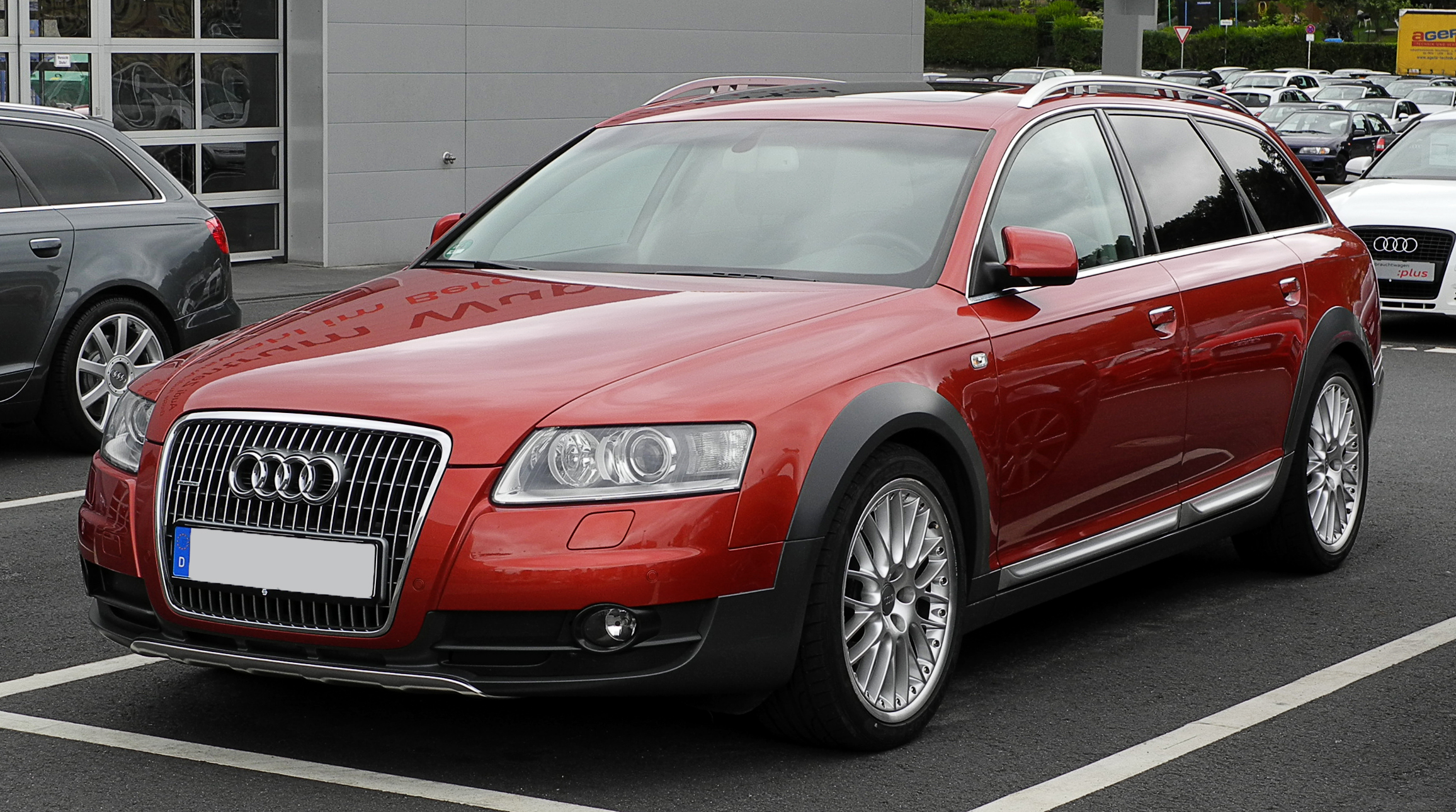 Audi A6 Allroad Tdi Reviews Audi A6 Allroad Tdi Car Reviews