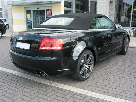 Audi rs4 convertible for sale usa