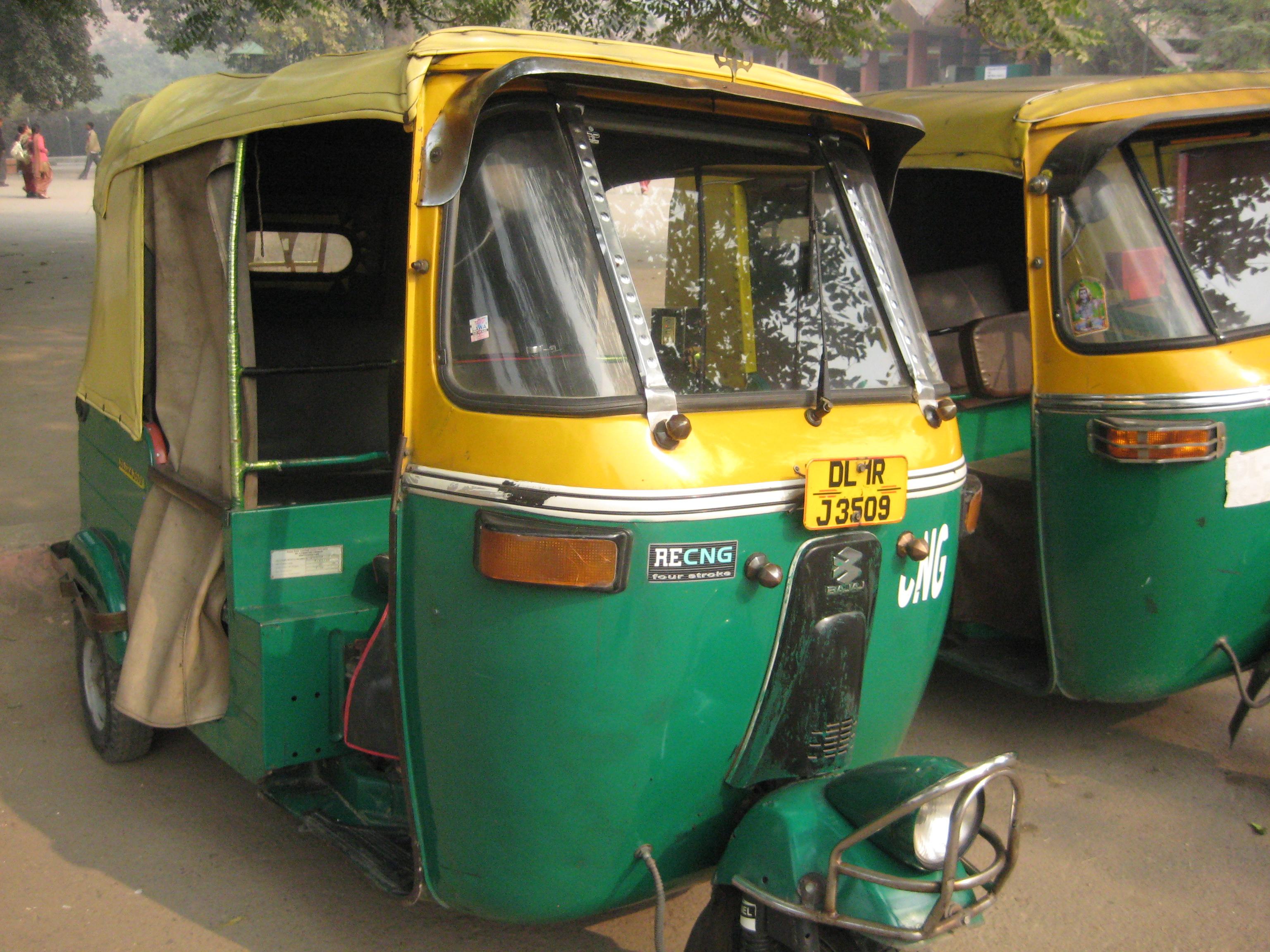 Image result for auto rickshaw delhi