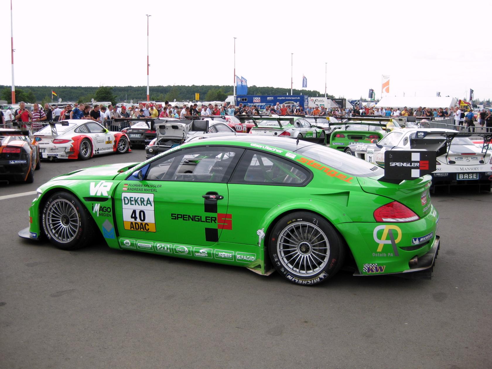 File:BMW Alpina B6 GT3 (1).jpg - Wikimedia Commons