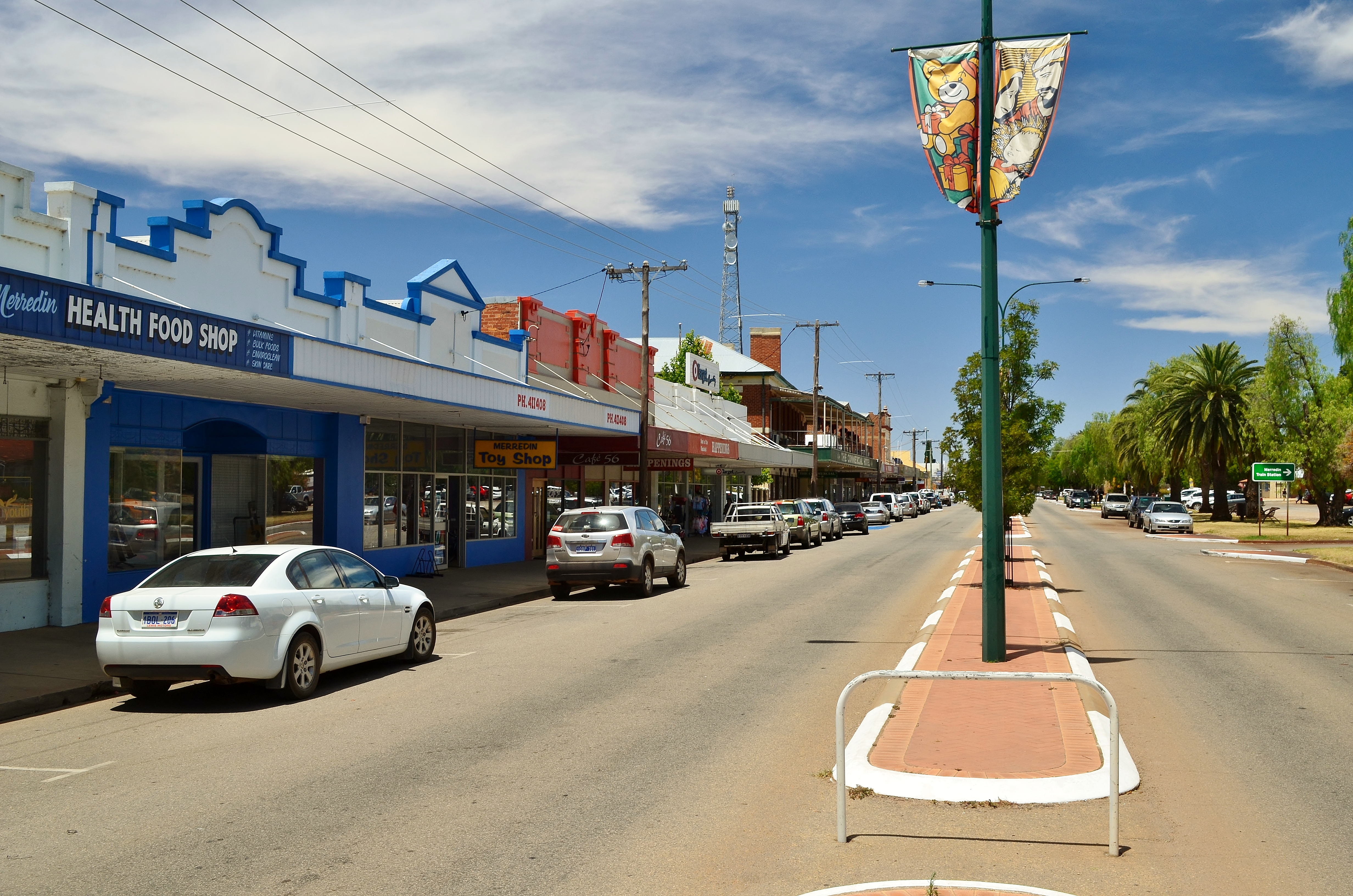 Merredin, Western Australia - Wikipedia