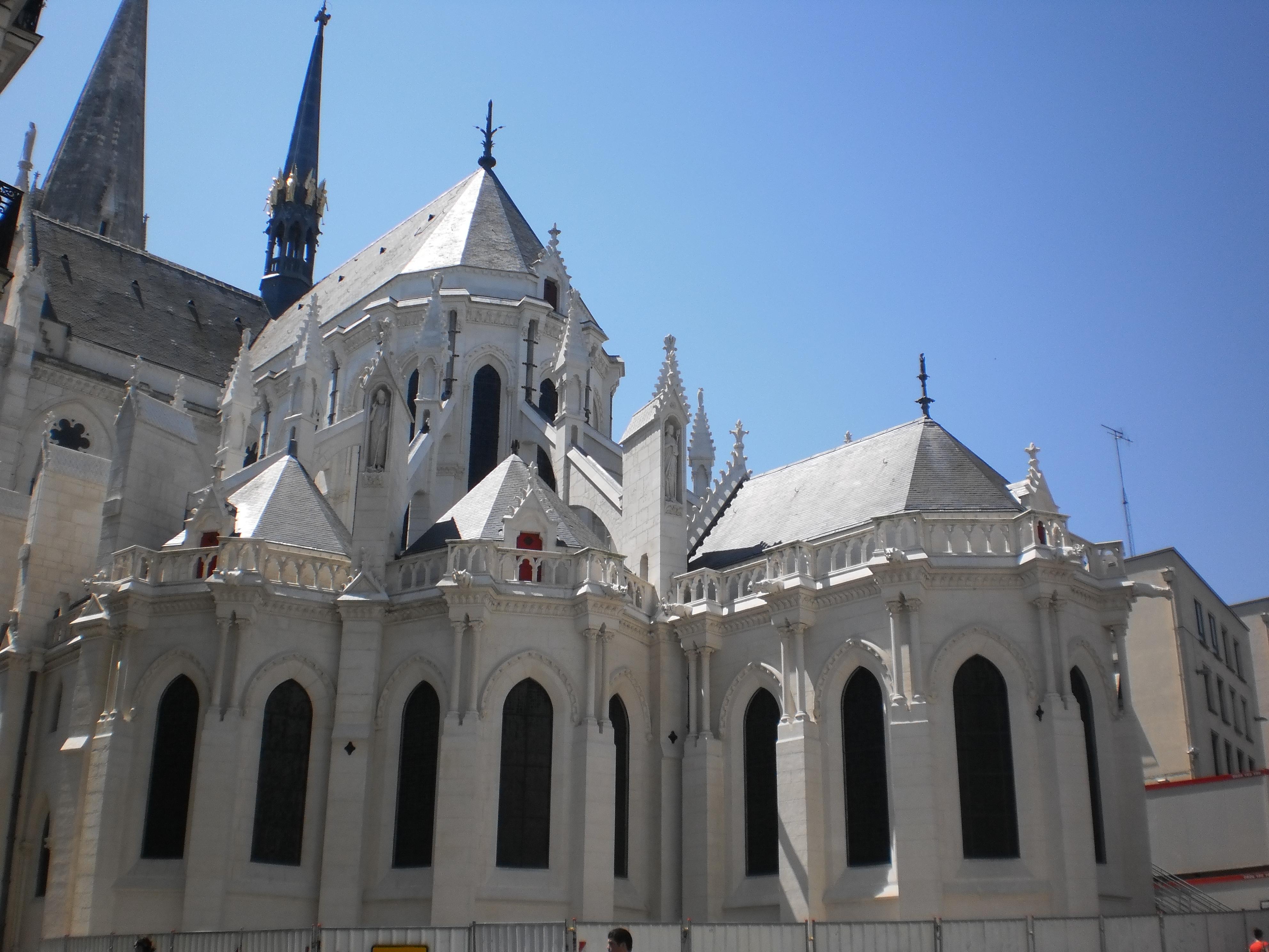 File basilique saint nicolas de nantes wikimedia commons - Basilique de saint nicolas de port ...