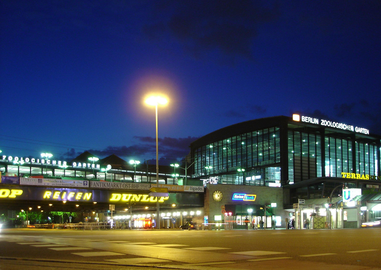 Bahnhof Berlin Zoologischer Garten Wikipedia Den Frie Encyklopaedi