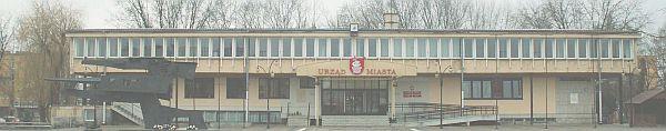 Ratusz w Biłgoraju