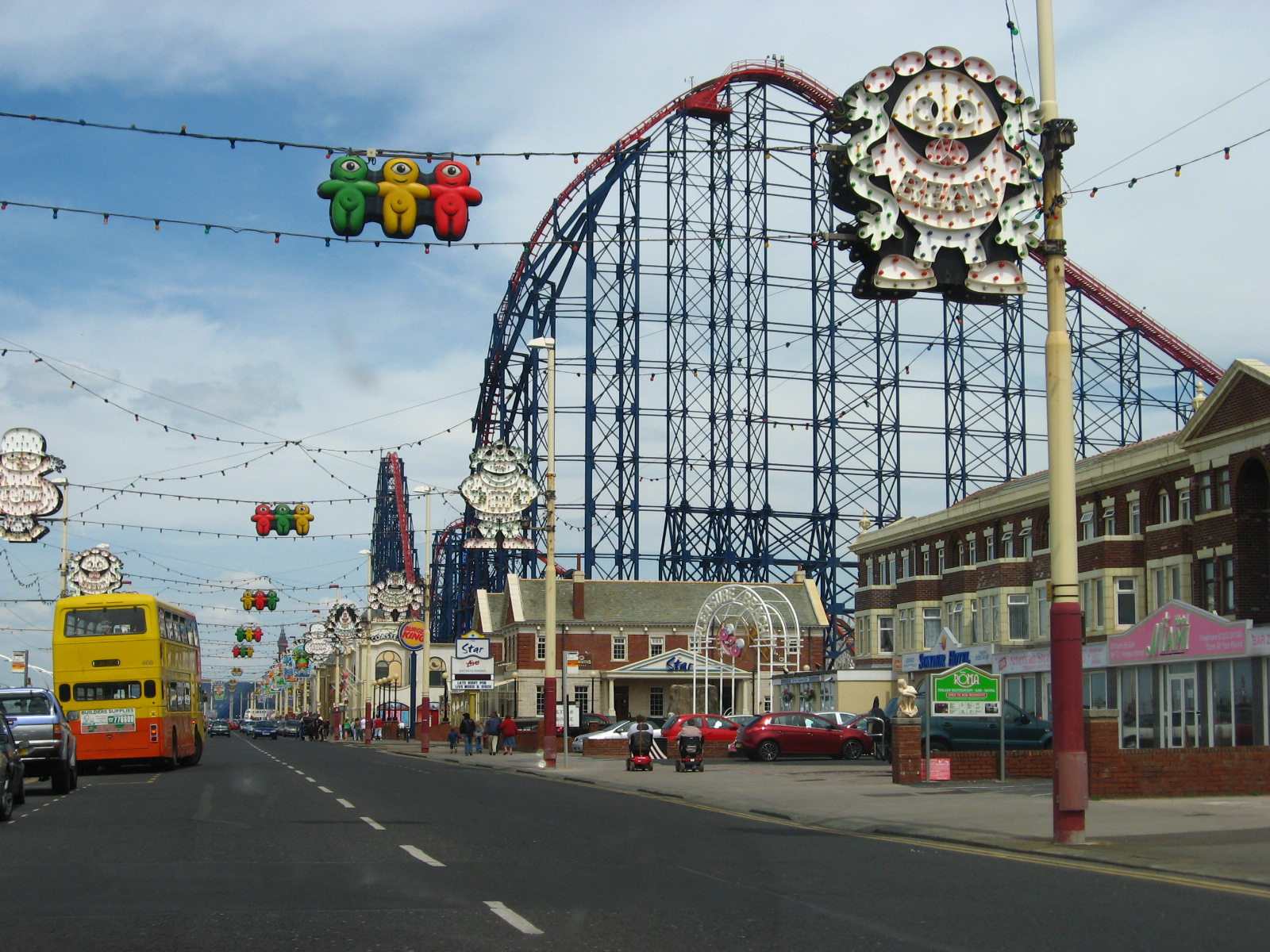Blackpool Tower Hotels