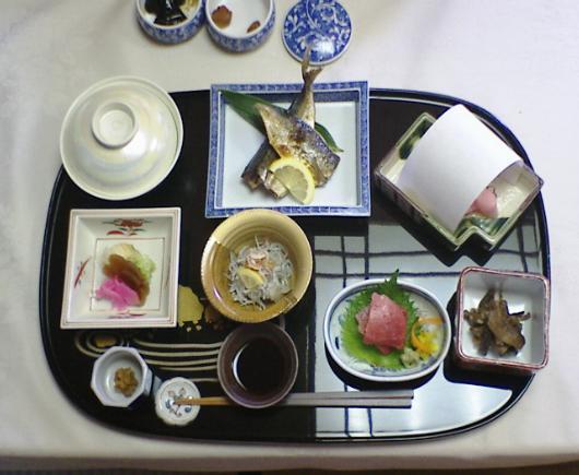Japan Traditional Food List
