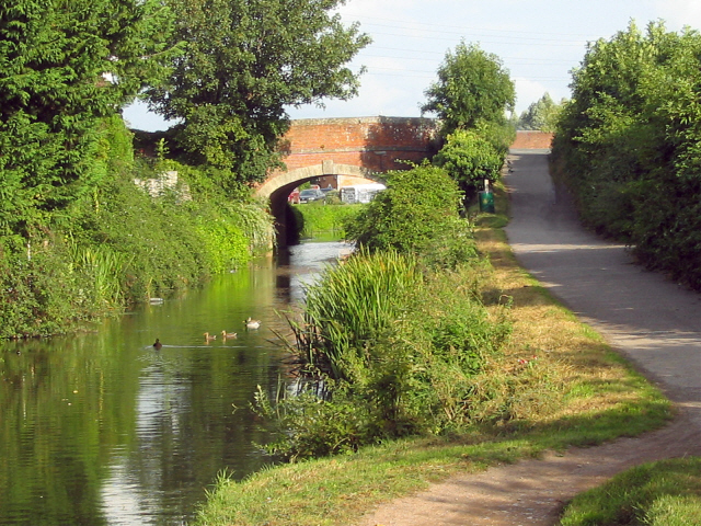 Bridgwater and Taunton Canal - geograph.org.uk - 929567