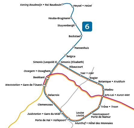 On compte ensemble... jusque 1000 Brusselsmetro6