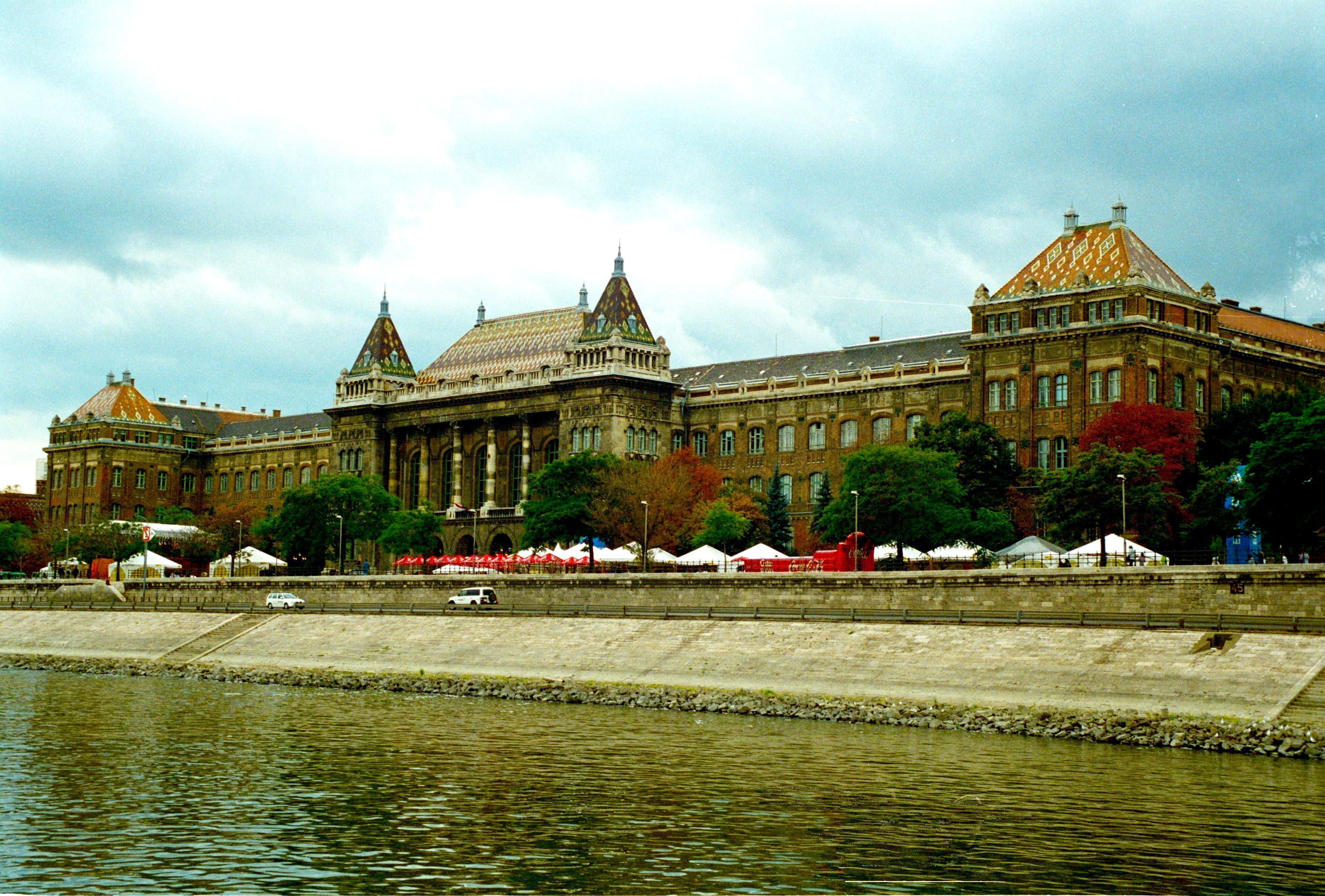 Technische und Wirtschaftswissenschaftliche Universität Budapest