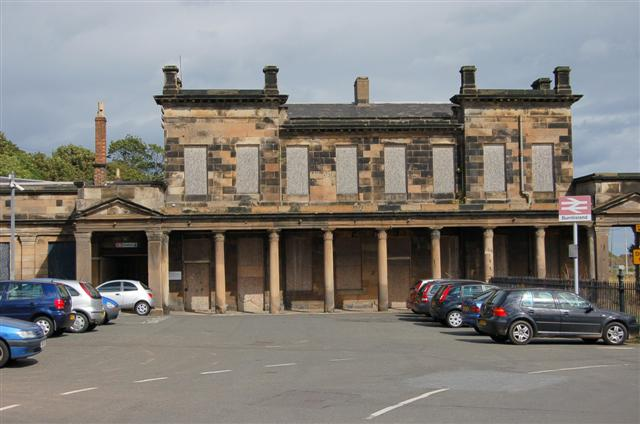 Burntisland Railway Station Wikipedia