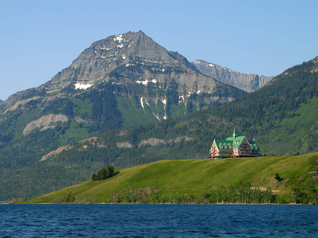 Waterton Lakes Hotel That Blew Download