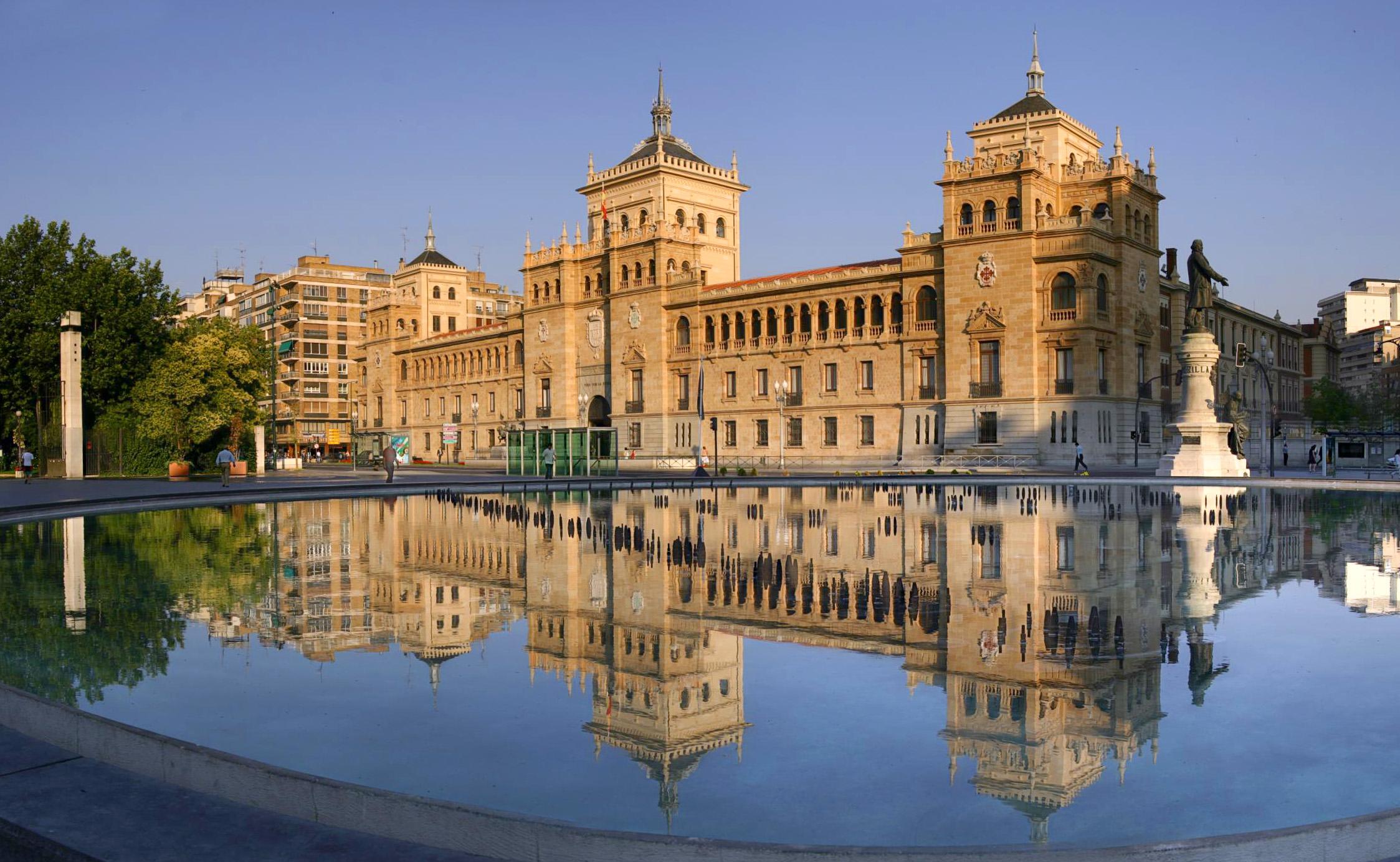 Valladolid esn valladolid for Viveros valladolid