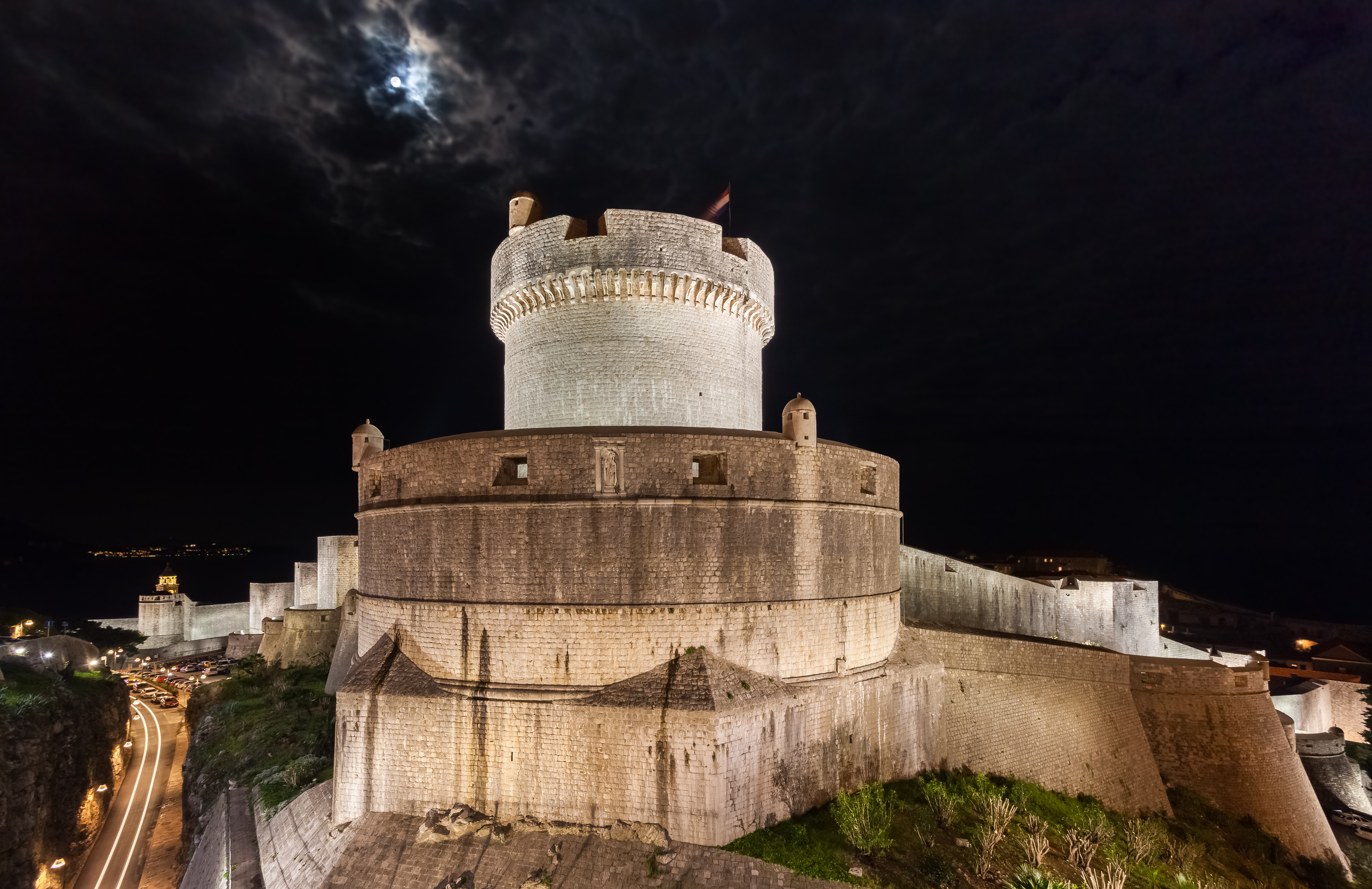 Walls Of Dubrovnik Wikiwand