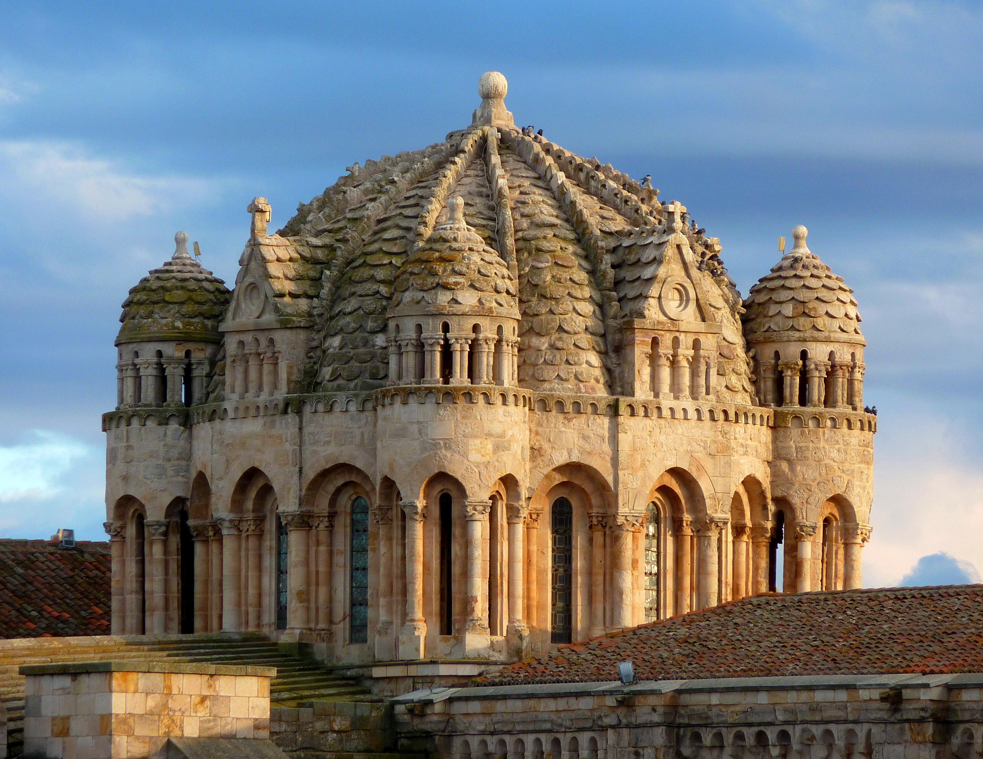 Resultado de imagen de cimborrio catedral zamora