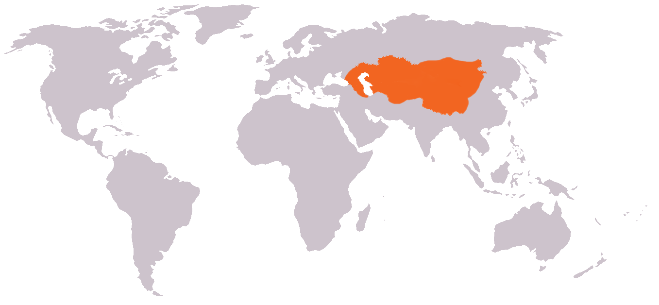Where Is Asia Located On The World Map - Where is asia