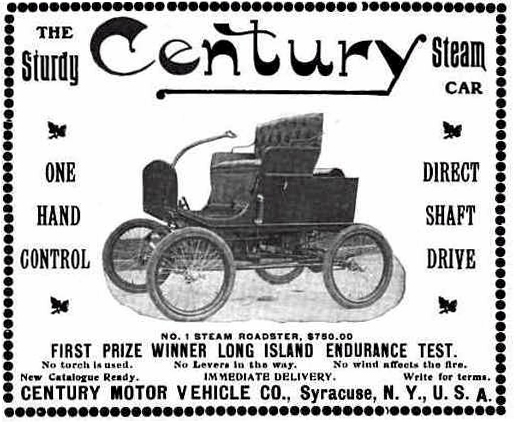 Century Motor Vehicle Company