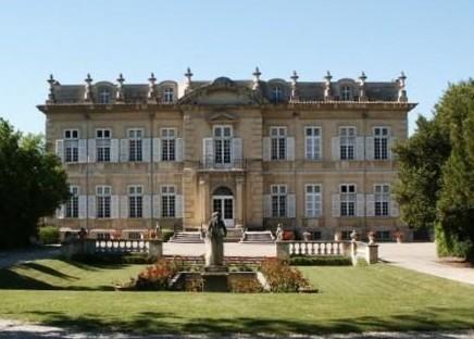 List of ch teaux in provence alpes c te d 39 azur wikipedia - Chateau salon de provence ...