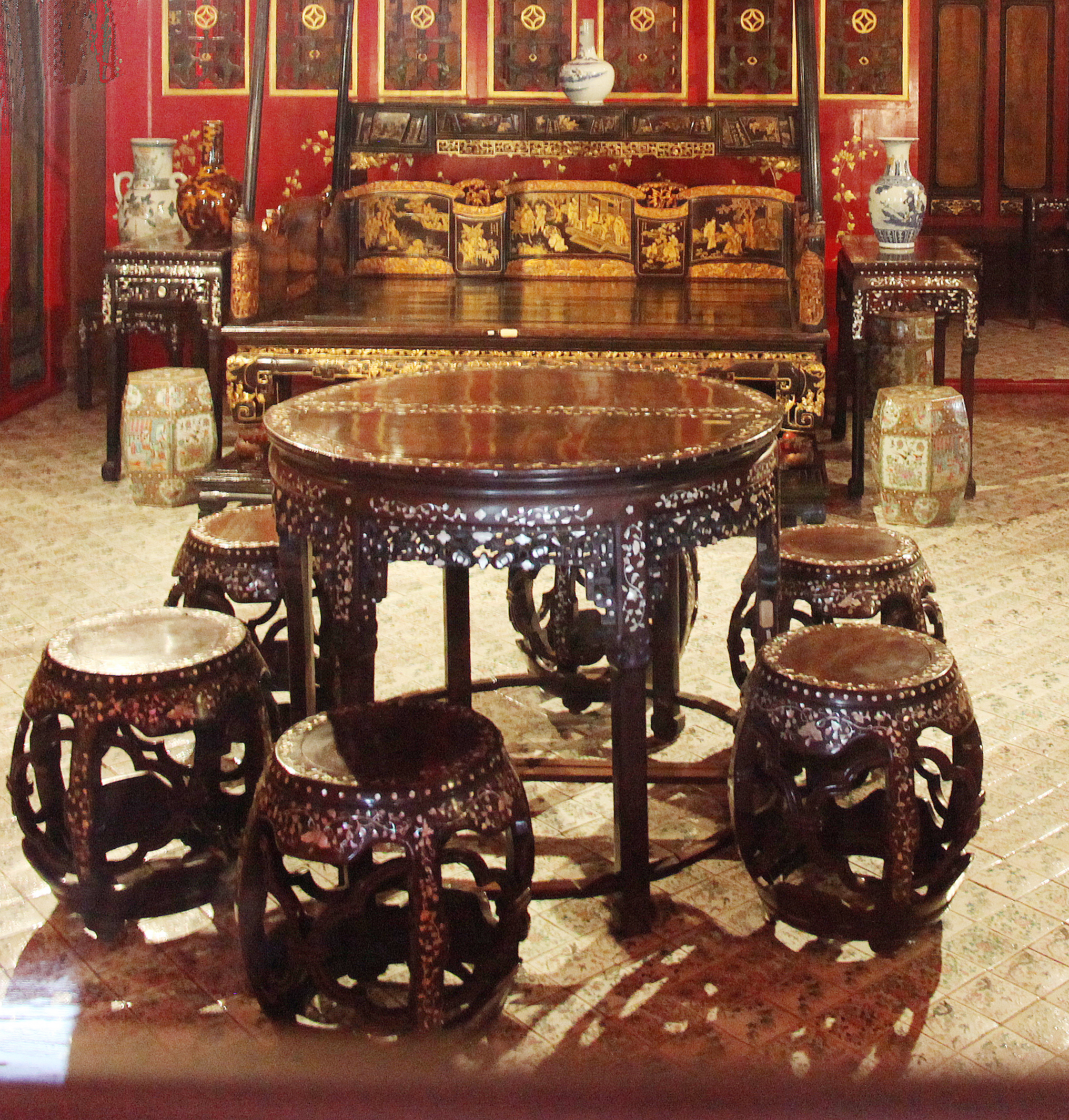 File chinese style furniture in bang pa in chinese style for Chinese furnishings