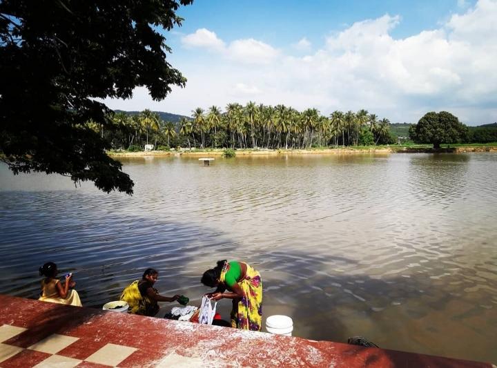 Chitravathi River