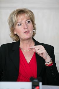 Christiane Woopen German medical ethicist