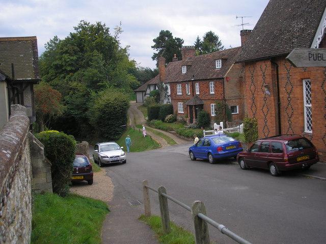 Church Lane, Godstone, Surrey - geograph.org.uk - 578744