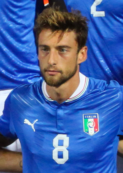 Claudio Marchisio a gagné  un salaire d'un million de dollar, laissant fortune 14 million en date de 2017