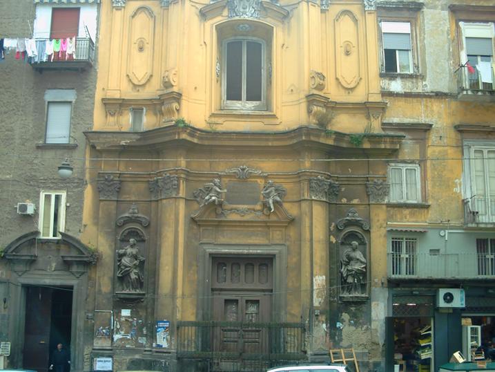 Santa Maria della Colonna, Naples