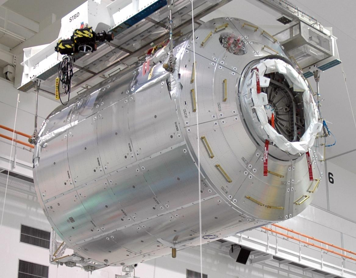 wikipedia presents the columbus module of the iss