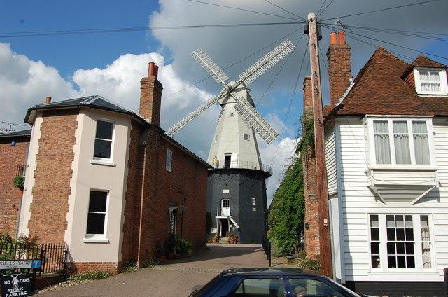 Cranbrook Windmill - geograph.org.uk - 962238