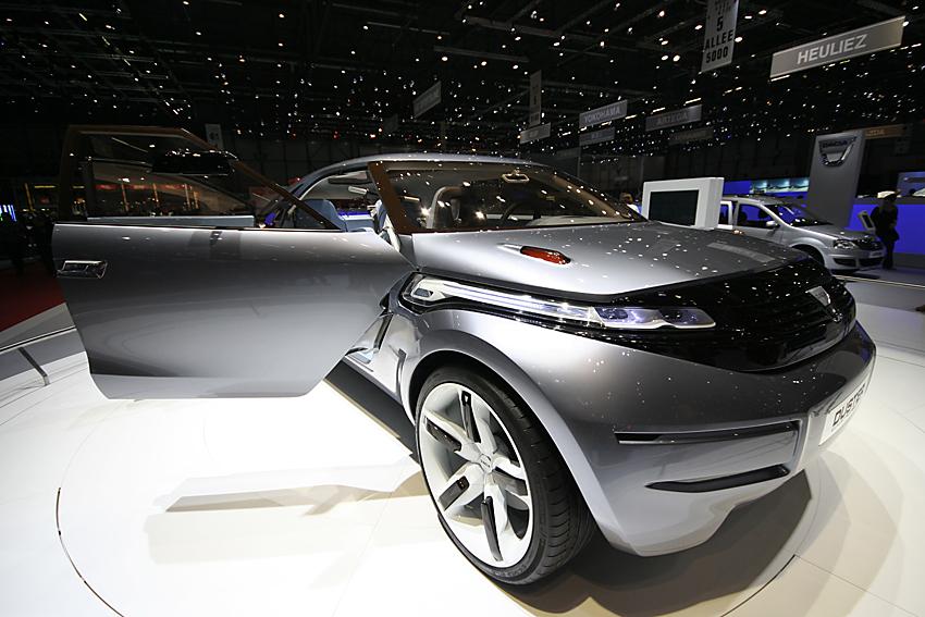 Dacia duster concept wikip dia - Salon de l auto paris 2017 date ...