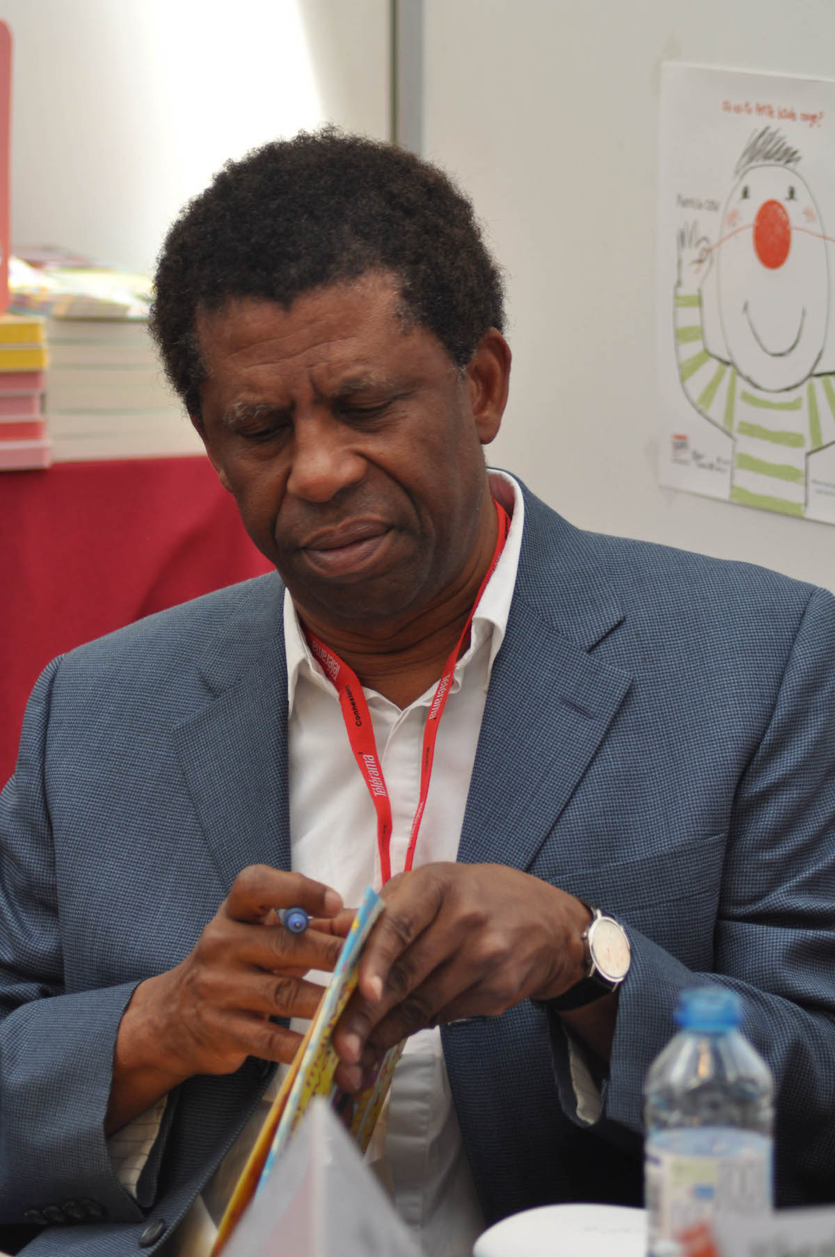 File:Dany laferriere (14365935216).jpg - Wikimedia Commons