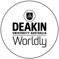 Deakin University Worldly Logo.png