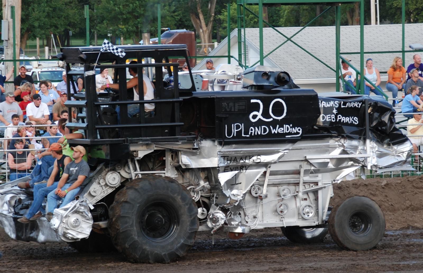Car Manufacturers Derby Mail: File:Derby Combine Harvester.jpg