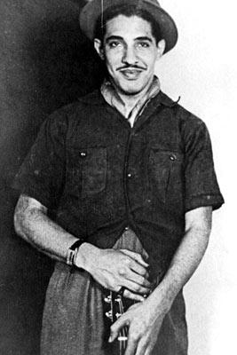Dorival Caymmi en Río de Janeiro en 1938
