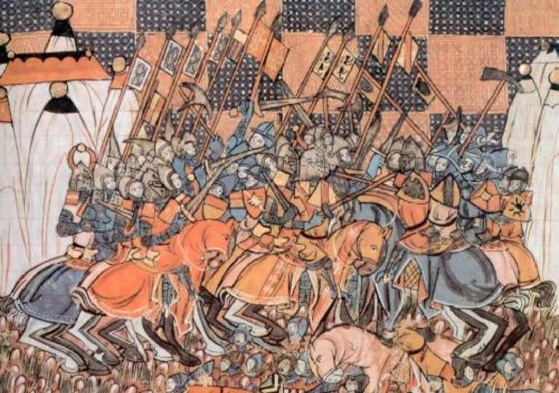 Batalla de Dorilea Dorylee2