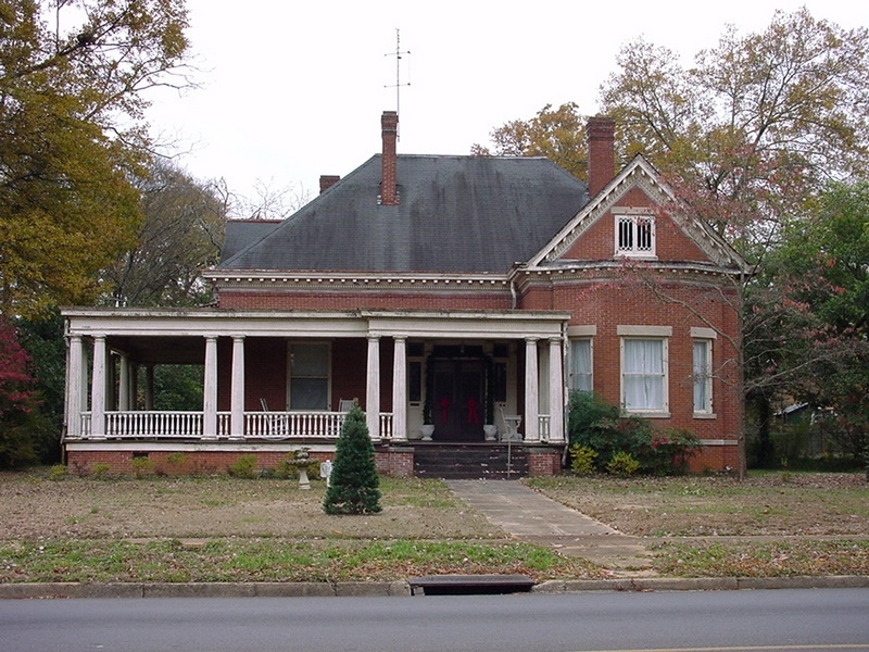 File:Dr. Samuel Welch House, Talladega, Alabama, USA.jpg