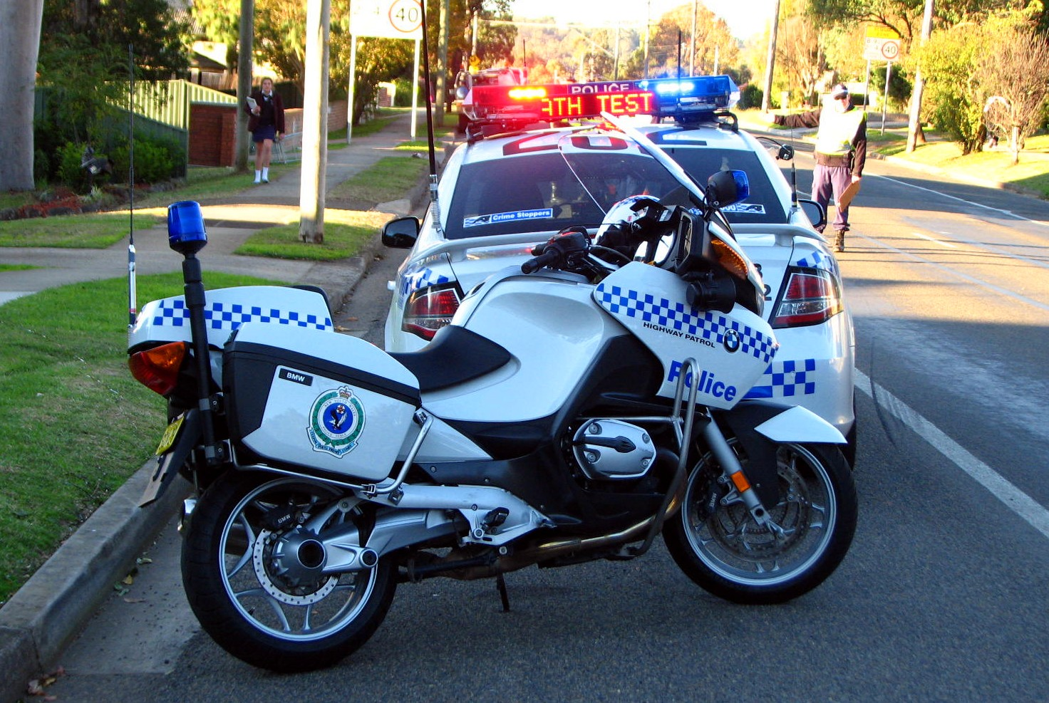 File:Eastwood 250 BMW motorcycle   Flickr   Highway Patrol Images