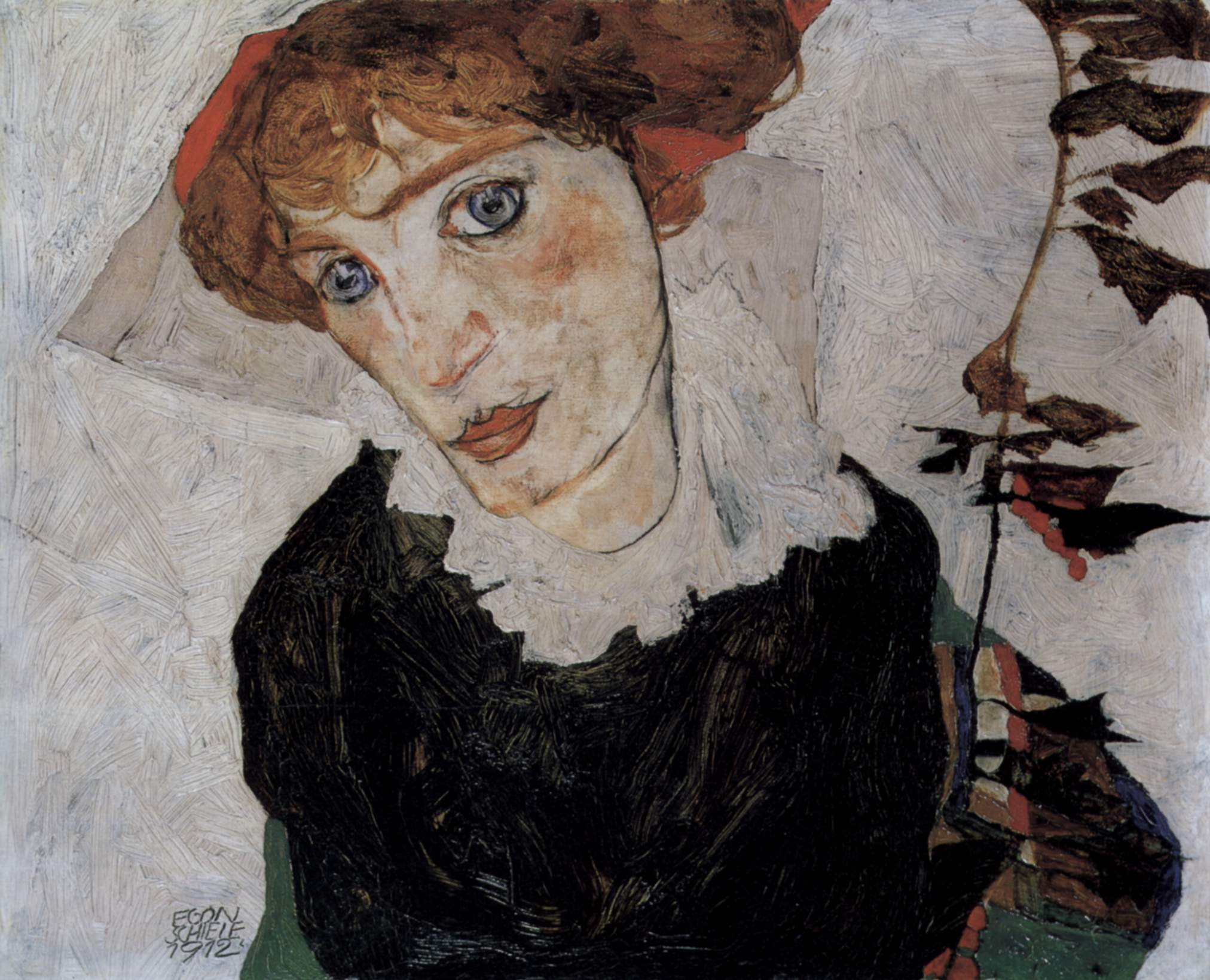 Egon Schiele, (1890 - 1918) Egon_Schiele_069
