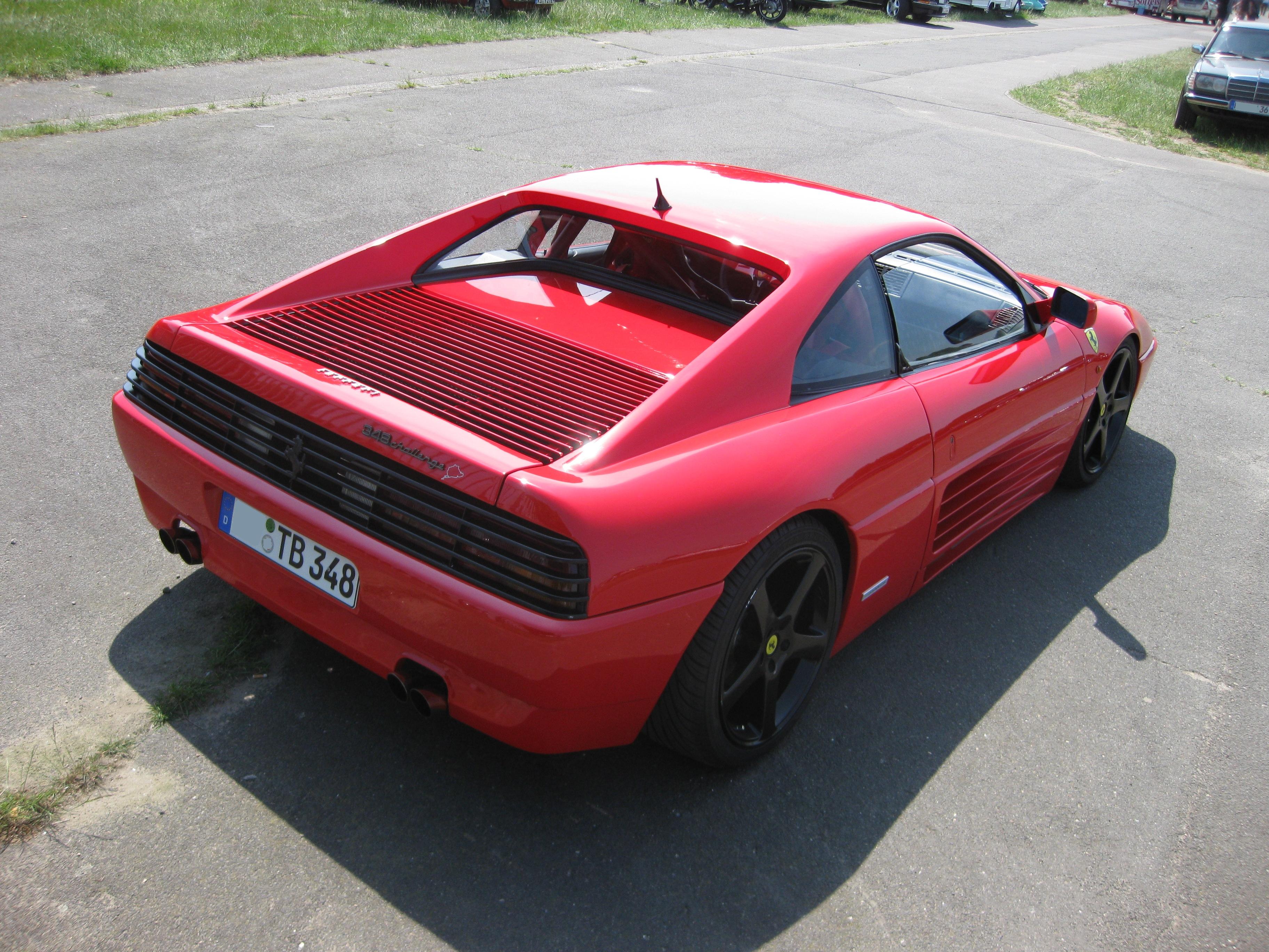 F348tb_Challenge Amazing Ferrari Agostini Auto Junior Mondial Cabriolet Cars Trend